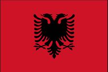 Flag of Albania
