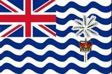 FLag of Britisch Indien Ocean Territory