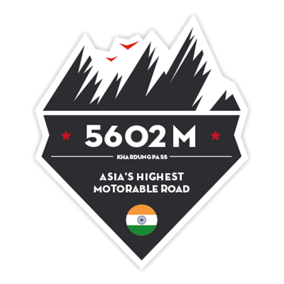 Highest Road - Asia