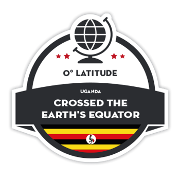Point of Interest - Equator in Uganda