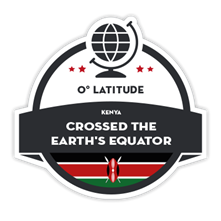 Point of Interest - Equator in Kenya