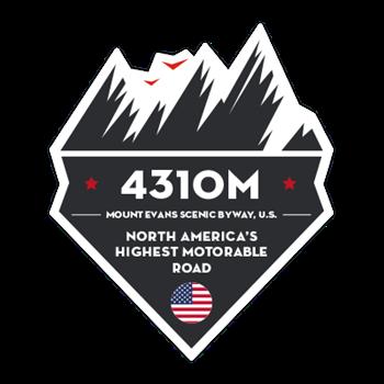 Highest Road - North America