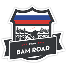 BAM Road russia
