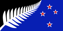 Picture of Proposed New Zealand Flag