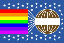 Picture of World Peace Flag