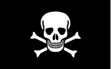 Picture of Jolly Roger (Pirate) Flag