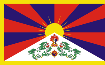 Picture of Flag of Tibet