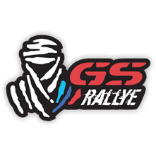 BMW GS Rallye Dakar Sticker